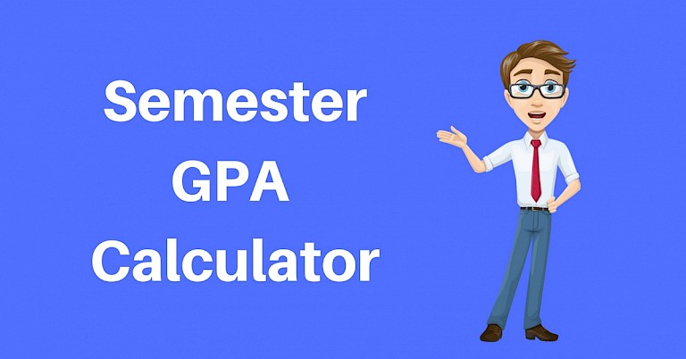 semester gpa calculator