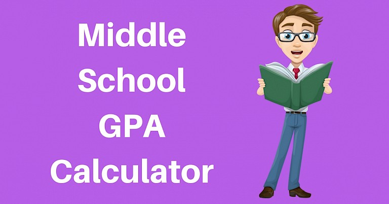 Middle School GPA Calculator
