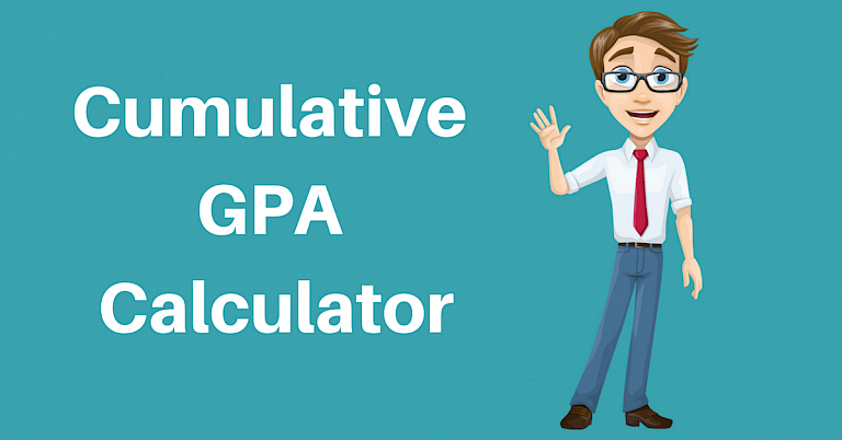 Cumulative GPA Calculator